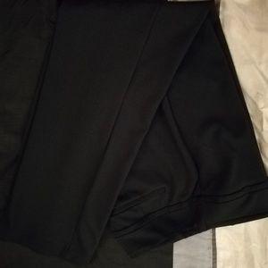 Dark blue dress pants